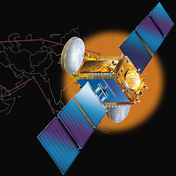 Insat A Put Into Orbit Successfully TheOSIN - Latest satellite view