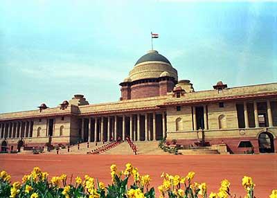 Rashtrapati Bhavan photo / picture -  New Delhi India