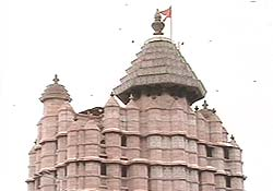 No coconuts at Siddhivinayak temple - photo