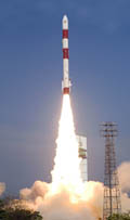 ISRO launches Israeli satellite